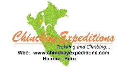 © CHINCHAY EXPEDITIONS - HUARAZ - PERU